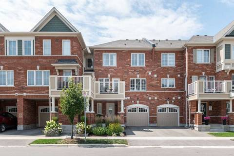 Townhouse for sale at 1590 Leblanc Ct Milton Ontario - MLS: W4545570