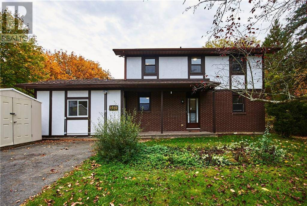 House for sale at 1590 Rideauvale Ave Ottawa Ontario - MLS: 1172891