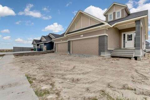 Townhouse for sale at 1591 Ravensmoor Wy Southeast Airdrie Alberta - MLS: C4301437