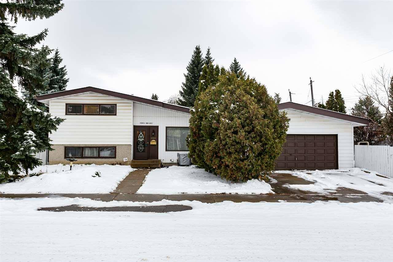 House for sale at 15911 88a Ave Nw Edmonton Alberta - MLS: E4179843