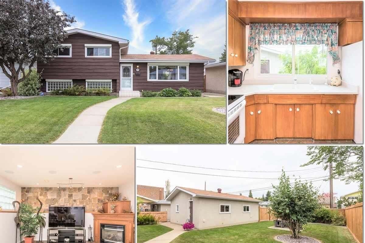 House for sale at 15919 88b Av NW Edmonton Alberta - MLS: E4212881