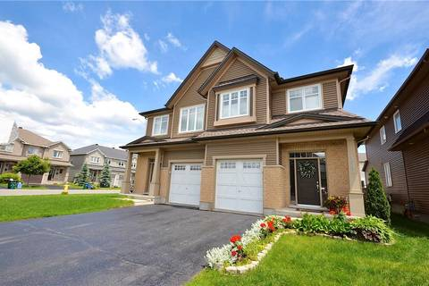 House for sale at 1592 Carronbridge Circ Kanata Ontario - MLS: 1157571