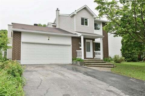 House for sale at 1593 Bottriell Wy Ottawa Ontario - MLS: 1194925
