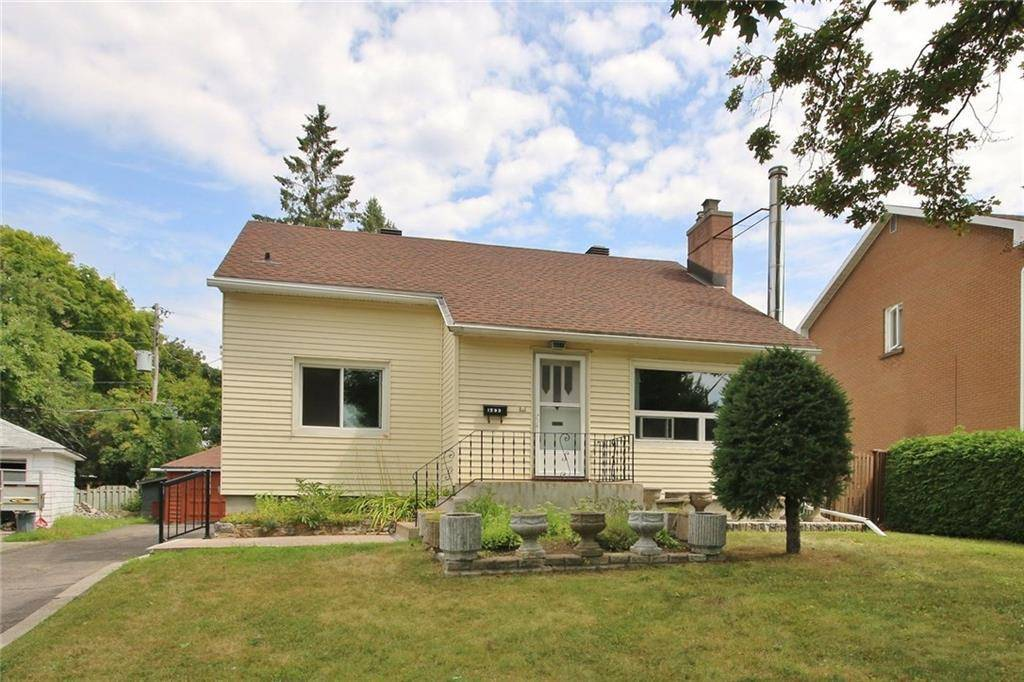 House for sale at 1593 Dorion Ave Ottawa Ontario - MLS: 1170028