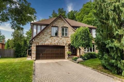 House for sale at 1594 Onondaga Pl Mississauga Ontario - MLS: W4813447