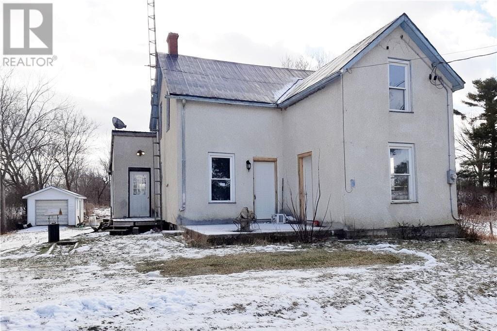 House for sale at 1596 Sulphide Rd Tweed Ontario - MLS: 40018713