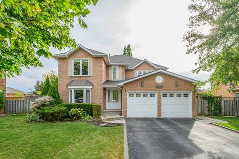 House for sale at 1598 Cartier Ct Mississauga Ontario - MLS: W4601899