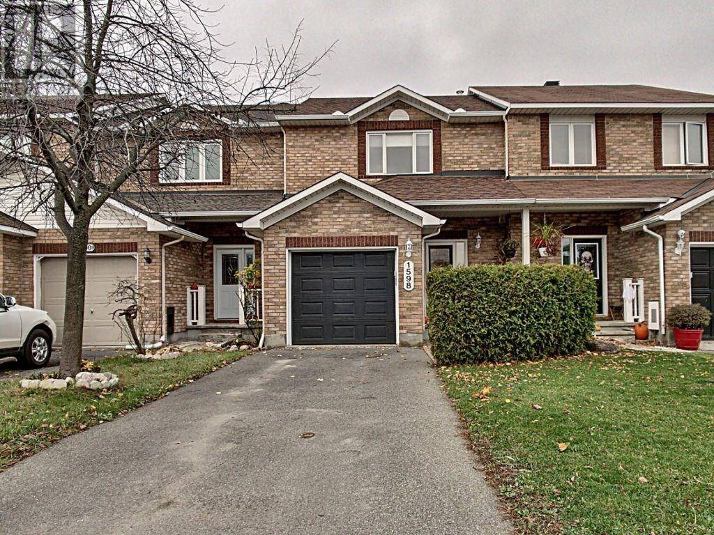 Townhouse for sale at 1598 Cedar Mills Rd Orleans Ontario - MLS: 1174592