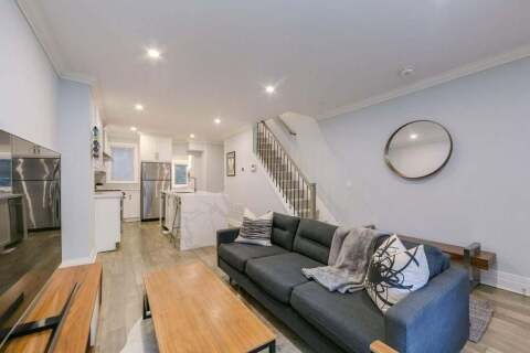 Townhouse for sale at 1598 Dufferin St Toronto Ontario - MLS: W4770326