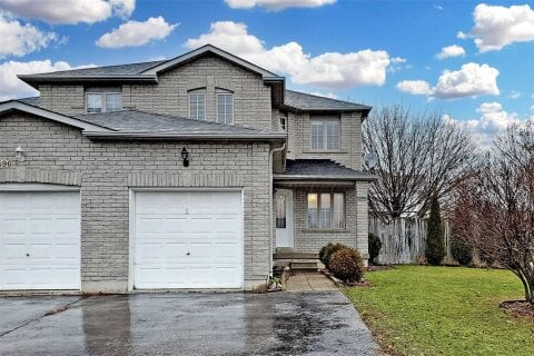 Townhouse for sale at 1598 Fieldgate Dr Oshawa Ontario - MLS: E5003225