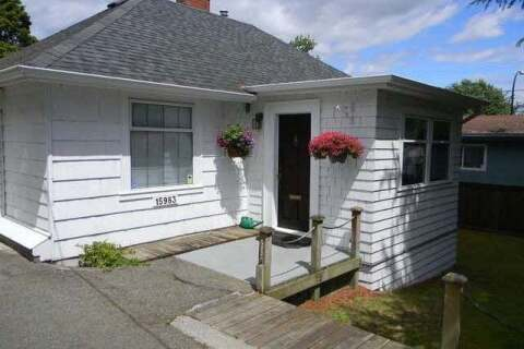 House for sale at 15983 Buena Vista Ave White Rock British Columbia - MLS: R2462213