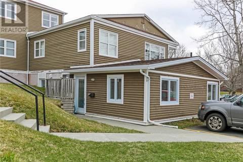 House for sale at 92 Allandale Pl Unit 15a St. John's Newfoundland - MLS: 1195750