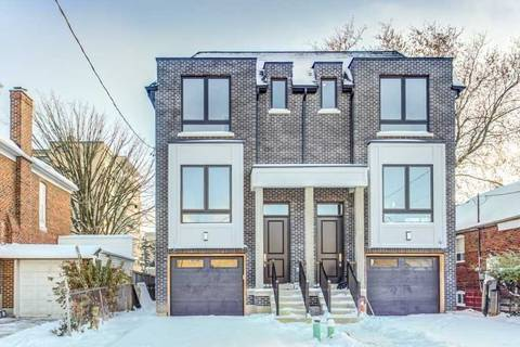 Townhouse for rent at 15 Marquette Ave Toronto Ontario - MLS: C4663208