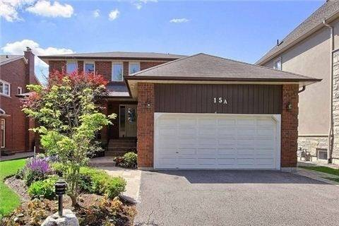 House for rent at 15 Wainwright Ave Richmond Hill Ontario - MLS: N4457269