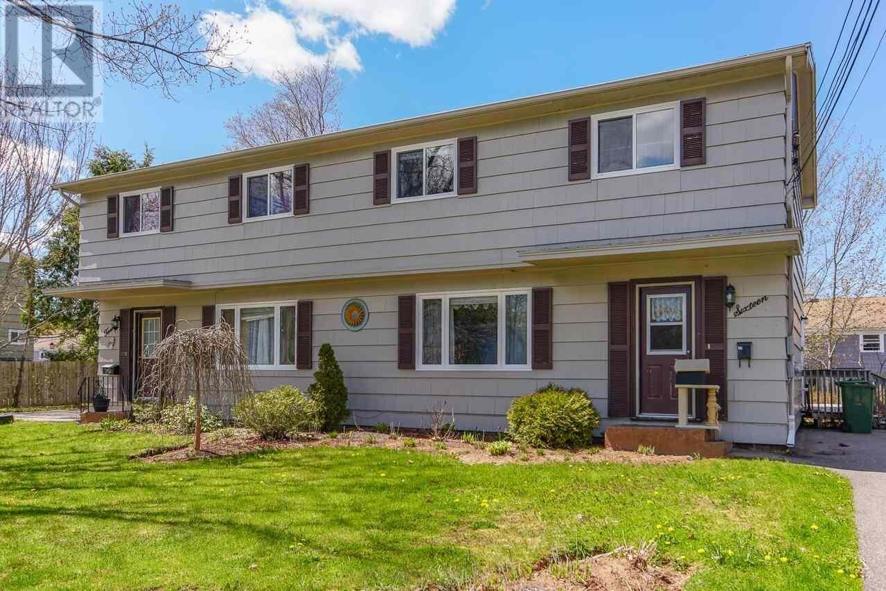 Townhouse for sale at 16 & 20 Waldo St Kentville Nova Scotia - MLS: 202008222