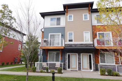 Townhouse for sale at 111 Rainbow Falls Gt Unit 16 Chestermere Alberta - MLS: C4267773