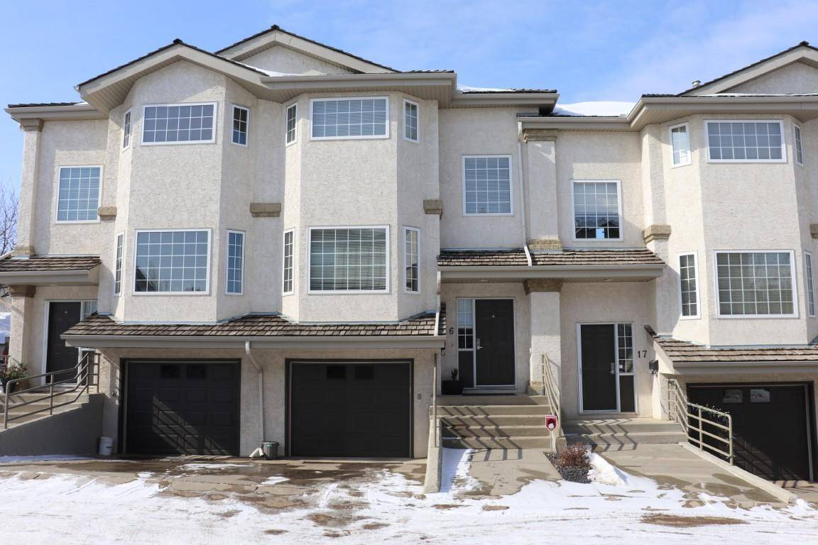 Townhouse for sale at 1295 Carter Crest Rd Nw Unit 16 Edmonton Alberta - MLS: E4191408