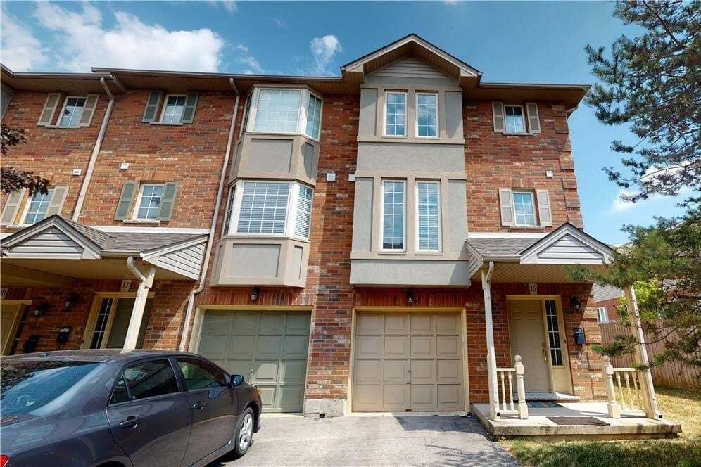 Townhouse for sale at 1336 Upper Sherman Ave Unit 16 Hamilton Ontario - MLS: H4081287