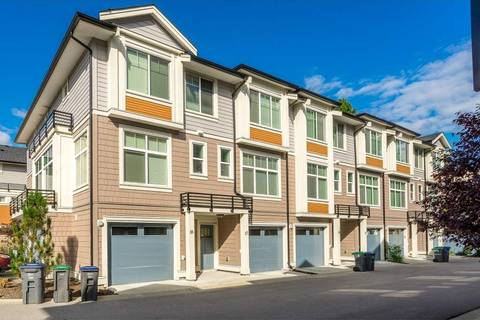 Townhouse for sale at 14660 105a Ave Unit 16 Surrey British Columbia - MLS: R2405226