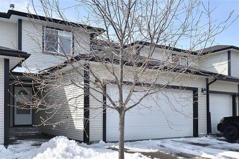 Townhouse for sale at 15 Silver Springs Wy Northwest Unit 16 Airdrie Alberta - MLS: C4242196
