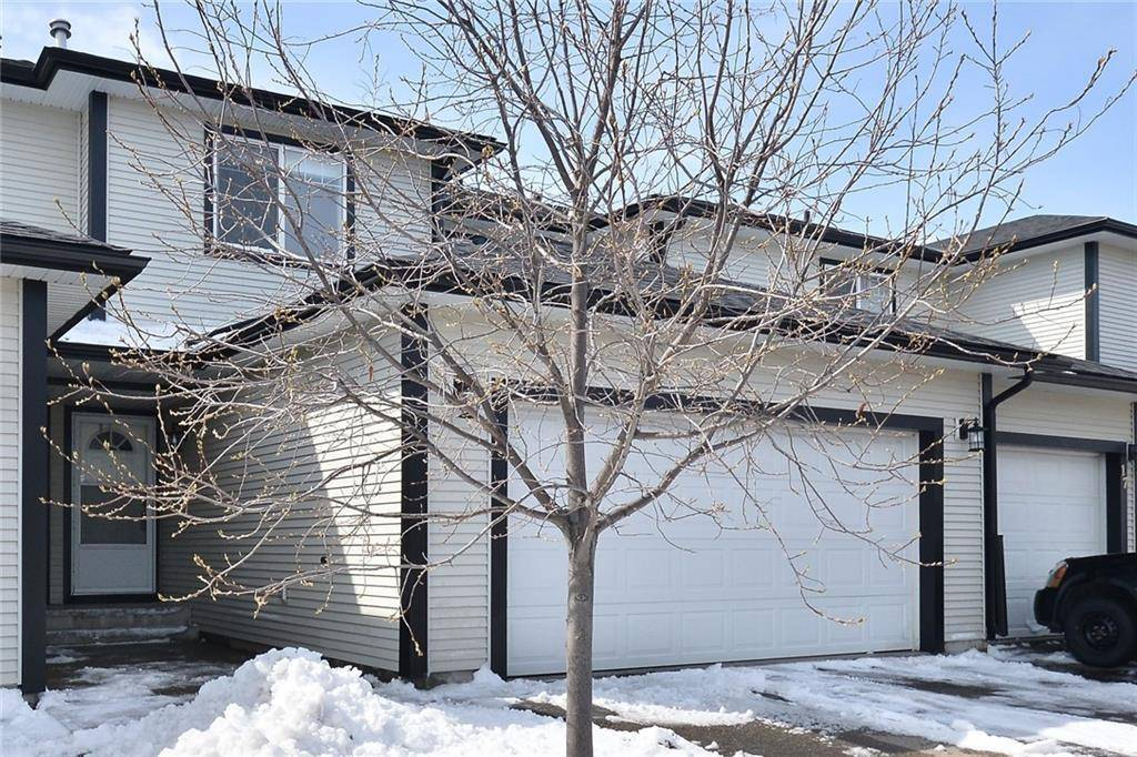 Townhouse for sale at 15 Silver Springs Wy Nw Unit 16 Silver Creek, Airdrie Alberta - MLS: C4242196