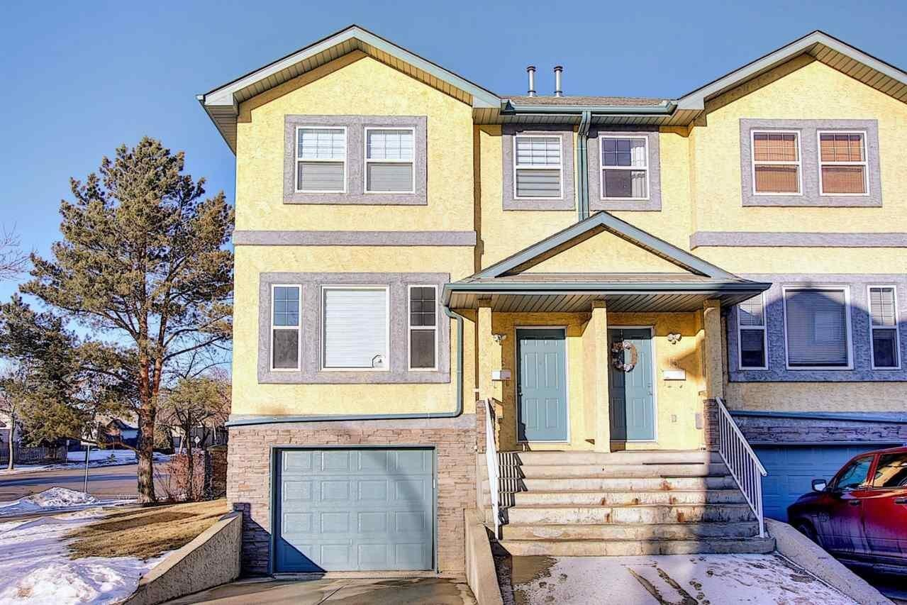 Townhouse for sale at 16777 91 St NW Unit 16 Edmonton Alberta - MLS: E4225622