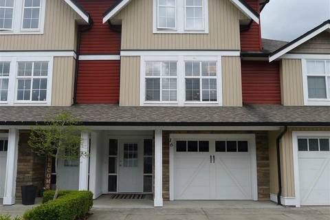 Townhouse for sale at 1700 Mackay Cres Unit 16 Agassiz British Columbia - MLS: R2359038