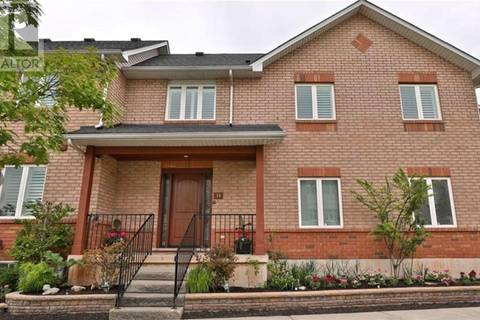 Townhouse for sale at 1750 Creek Wy Unit 16 Burlington Ontario - MLS: 30745885