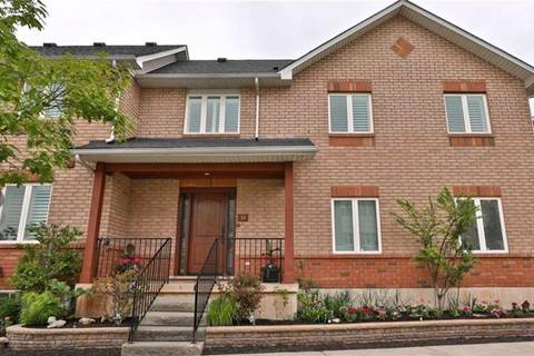 Townhouse for sale at 1750 Creek Wy Unit 16 Burlington Ontario - MLS: H4056752
