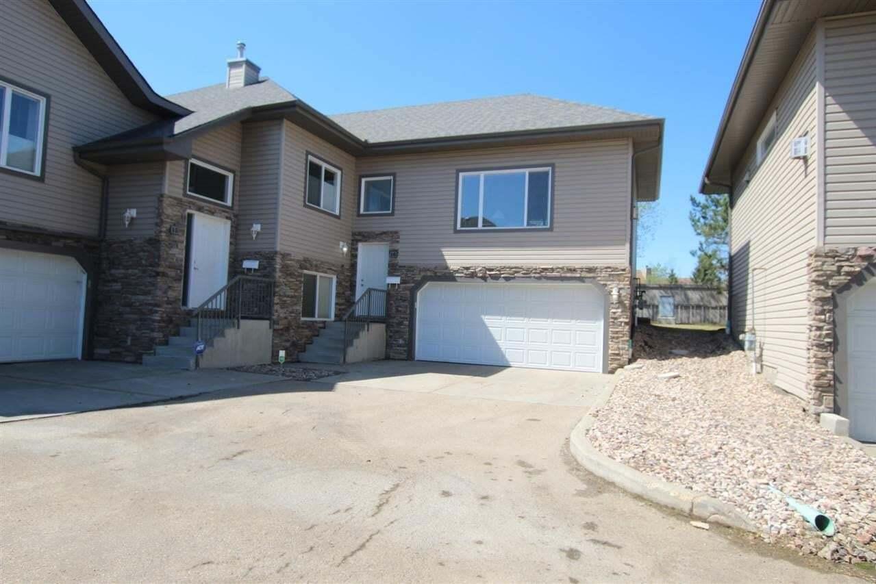 Townhouse for sale at 17715 96 Av NW Unit 16 Edmonton Alberta - MLS: E4197340