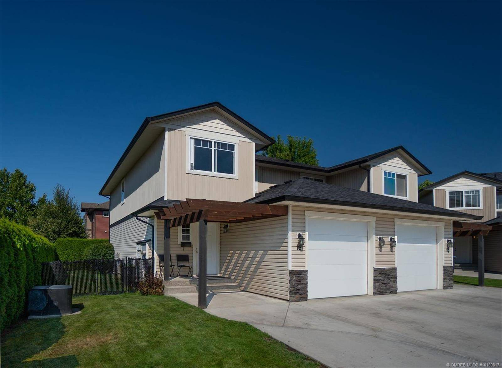 Townhouse for sale at 180 Mccurdy Rd East Unit 16 Kelowna British Columbia - MLS: 10189817