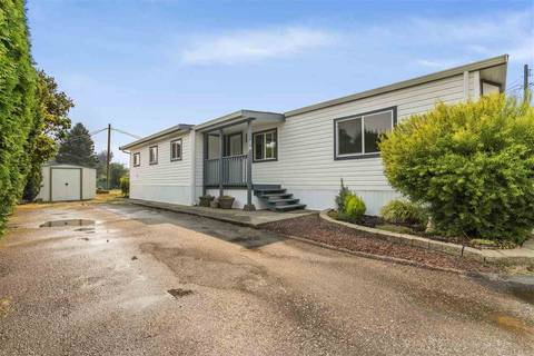 Residential property for sale at 1884 Heath Rd Unit 16 Agassiz British Columbia - MLS: R2329267