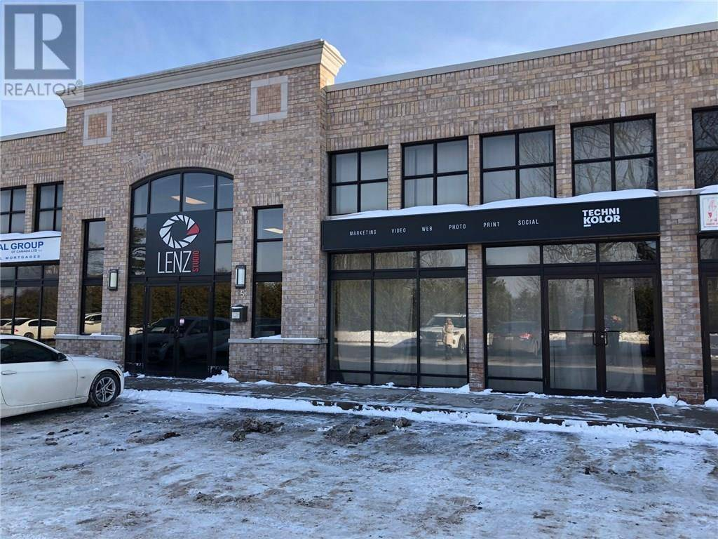 Commercial property for sale at 1884 Merivale Rd Unit 16 Ottawa Ontario - MLS: 1179813