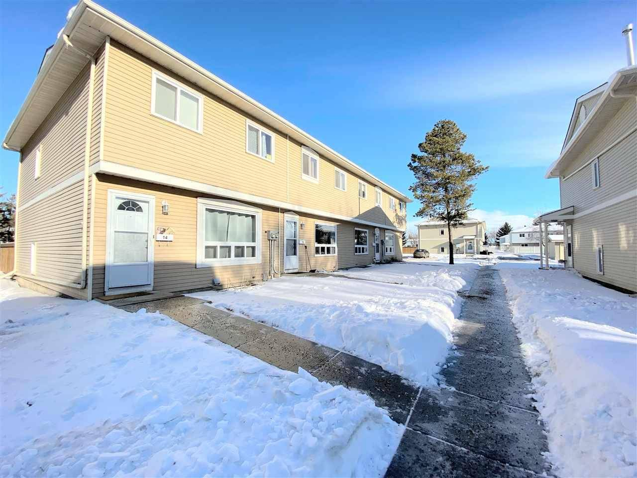 Townhouse for sale at 2131 Oak St Unit 16 Sherwood Park Alberta - MLS: E4185810