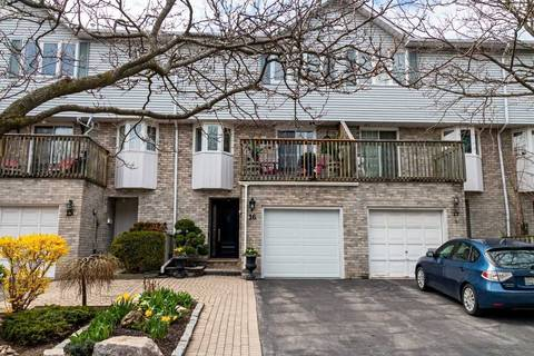 Townhouse for sale at 2299 Marine Dr Unit 16 Oakville Ontario - MLS: W4444363