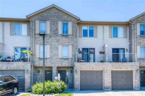 Townhouse for sale at 230 Blackhorne Dr Unit 16 Kitchener Ontario - MLS: 30806742