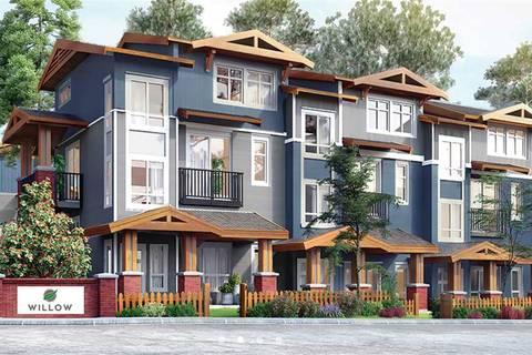 Townhouse for sale at 24086 104 St Unit 16 Maple Ridge British Columbia - MLS: R2314746
