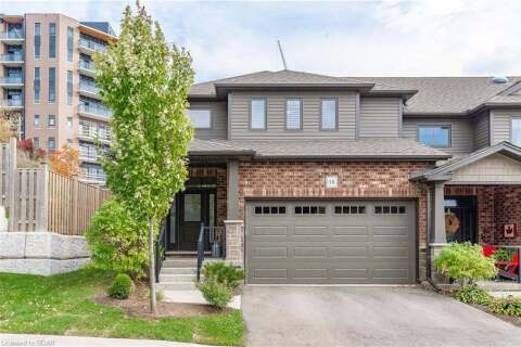 Townhouse for sale at 254 Gosling Gdns Unit 16 Guelph Ontario - MLS: 40027656