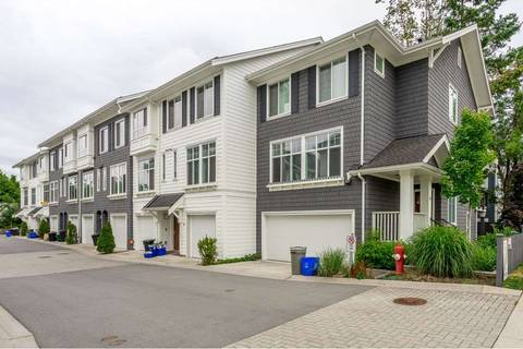 Townhouse for sale at 2550 156 St Unit 16 Surrey British Columbia - MLS: R2385425