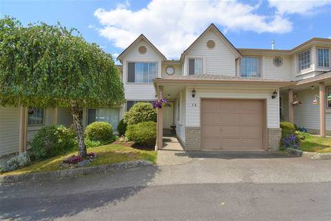 Townhouse for sale at 2575 Mcadam Rd Unit 16 Abbotsford British Columbia - MLS: R2382186
