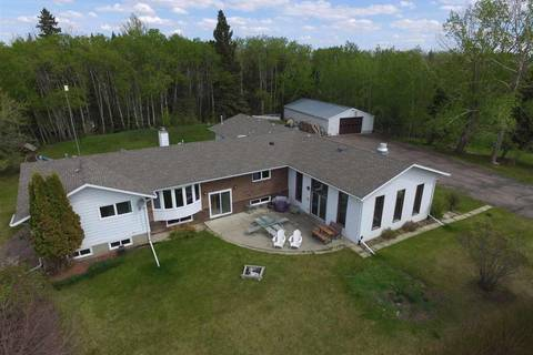 House for sale at 27208 Township Rd Unit 16 Rural Parkland County Alberta - MLS: E4149809