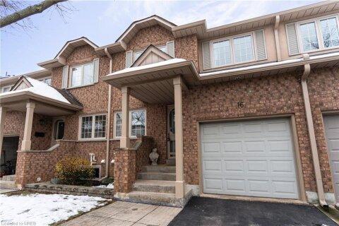Townhouse for sale at 2880 Headon Forest Dr Unit 16 Burlington Ontario - MLS: 40046859