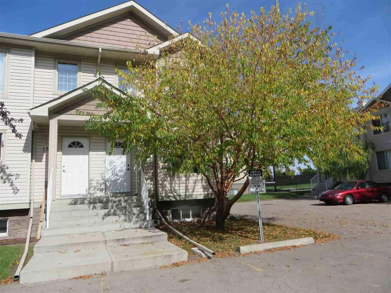 Townhouse for sale at 290 Spruce Ridge Rd Unit 16 Spruce Grove Alberta - MLS: E4174059