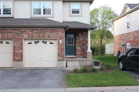 Townhouse for sale at 30 Imperial Rd Unit 16 Guelph Ontario - MLS: 40035268