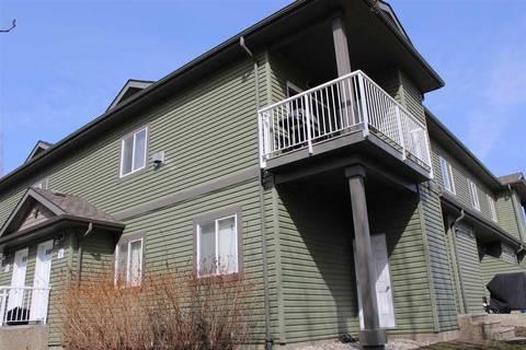 Townhouse for sale at 30 Oak Vista Dr Unit 16 St. Albert Alberta - MLS: E4151221