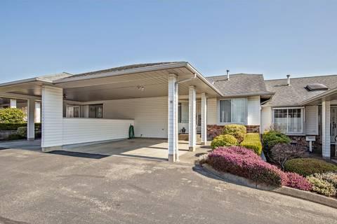 Townhouse for sale at 3055 Trafalgar St Unit 16 Abbotsford British Columbia - MLS: R2446589
