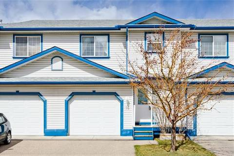 Townhouse for sale at 33 Stonegate Dr Northwest Unit 16 Airdrie Alberta - MLS: C4238985
