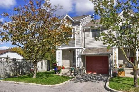 Townhouse for sale at 365 Pioneer Dr Unit 16 Kitchener Ontario - MLS: 40035564