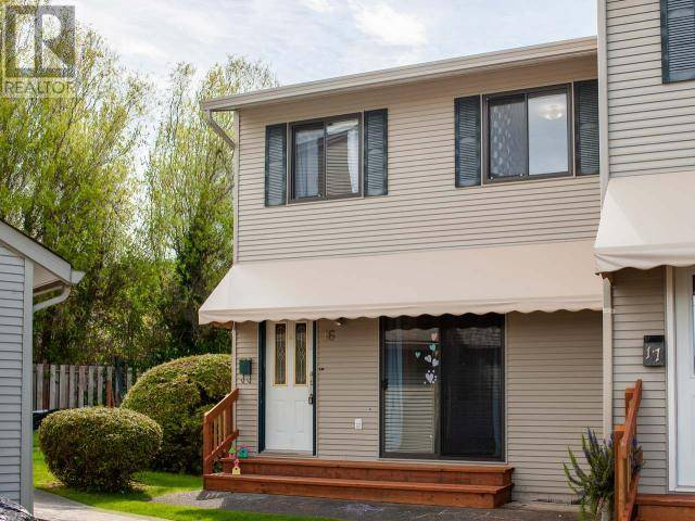 Townhouse for sale at 3870 Joyce Ave Unit 16 Powell River British Columbia - MLS: 15011