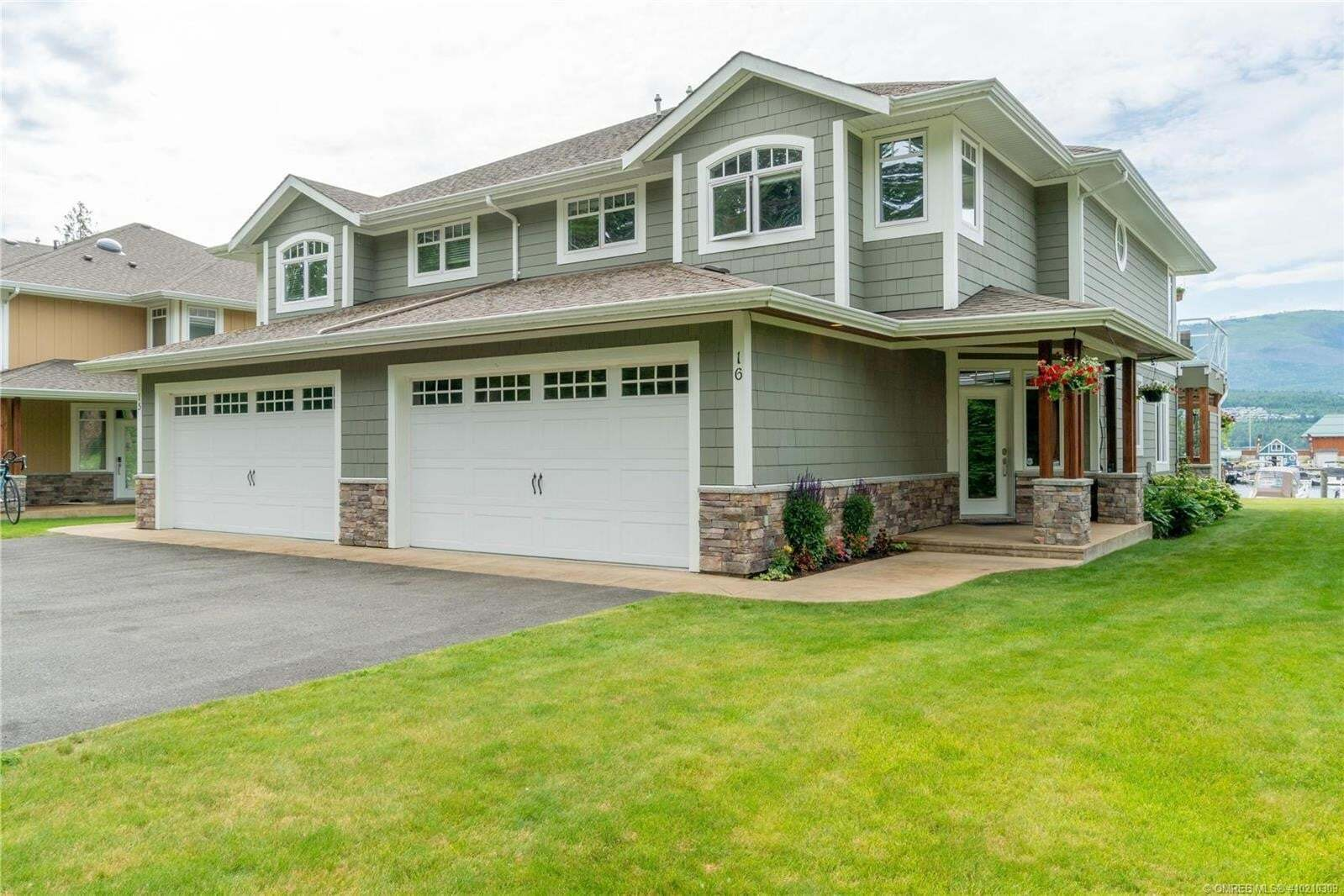 Townhouse for sale at 3950 Express Point Rd Unit 16 Scotch Creek British Columbia - MLS: 10210309